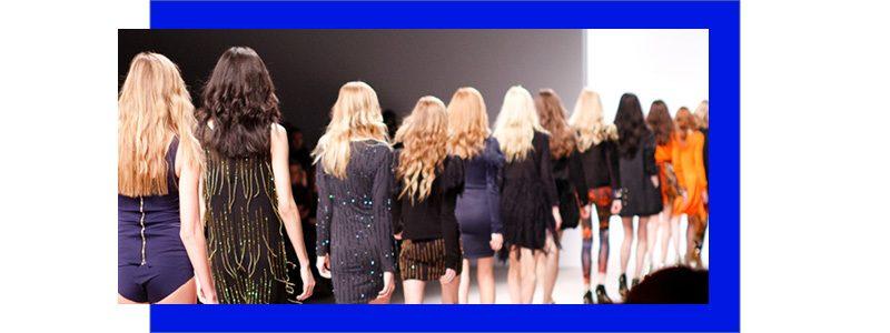 Philanthropist fashion model