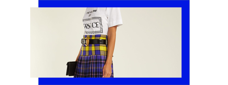 Versace's new collection