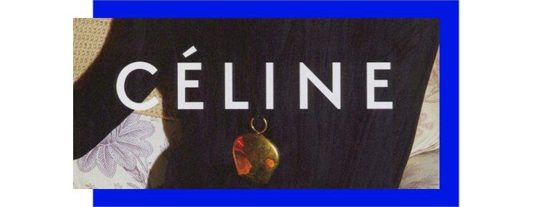 Phoebe Philo for Céline