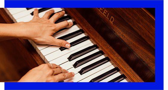 Pianist Iris Hond