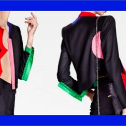 Fashion designer Ronald van der Kemp