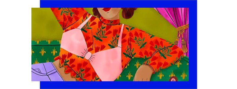 Illustrator Bodil Jane