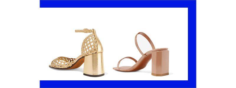 Sandals for summer 2019