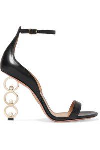 Sculptured heels Aquazzura