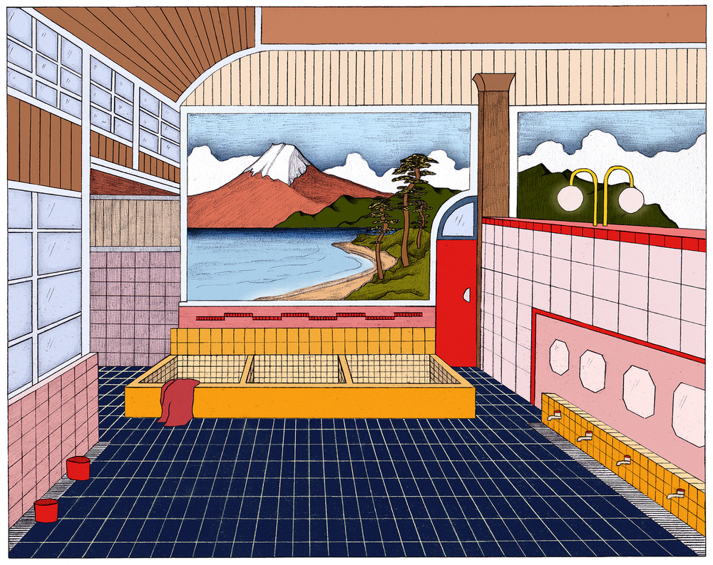 Illustrator Maaike Canne - Sento