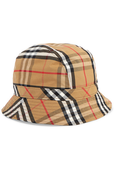 bucket hat burberry