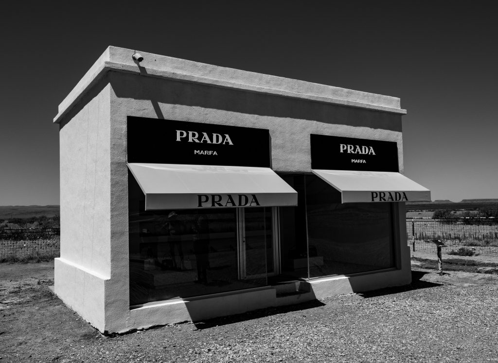 Most popular fashion brands of 2019 - Prada