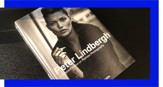photographer Peter Lindbergh