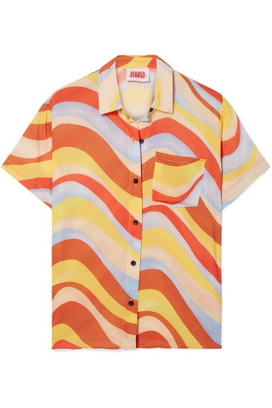 untucked shirt