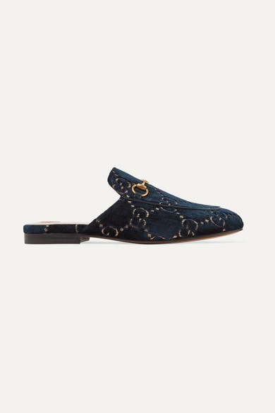 pantone color of the year velvet slippers gucci