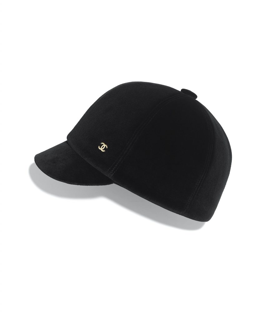 black cap chanel