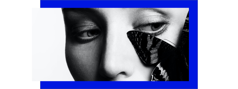 greenwashing model with butterfly