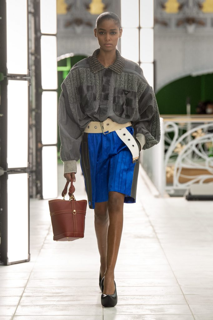 Louis Vuitton SS21 by Giovanni Giannoni