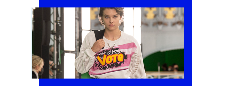 vote sweater Louis Vuitton, Giovanni Giannoni