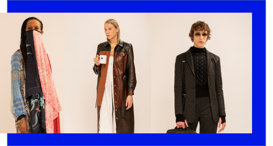 Marine Serre as part of Best of Paris Fashion Week fw2021-2022