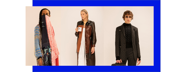 Marine Serre as part of Best of Paris Fashion Week fw2021-2022