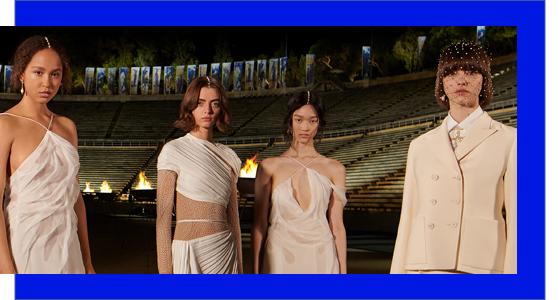 dior cruise 2022 womenswear