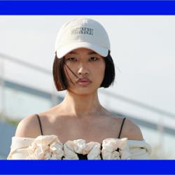 copenhagen fashion week trends ganni runway